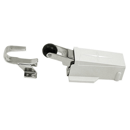 "Kason® 11093000004 4 7/16"" x 2"" x 2"" Hydraulic Door Closer - Flush Offset Main Image 1"