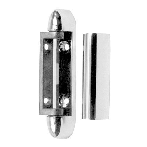 """Component Hardware R40-1010 Equivalent 4 1/2"""" x 3/4"""" Edge Mount Hinge with 15/16"""" Offset"""