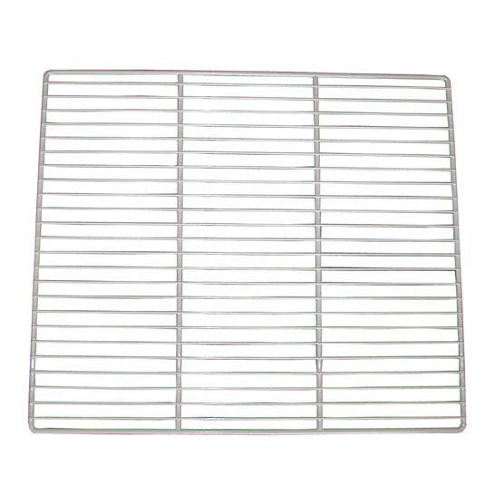 "All Points 26-2652 White Coated Wire Shelf - 23 1/2"" x 25"""