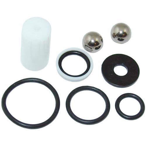 Server Products 82533 Equivalent Spare Parts Kit for Condiment Pumps without Discharge Fitting