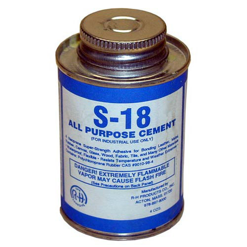 All Points 85-1142 S-18 All Purpose Cement - 4 oz.