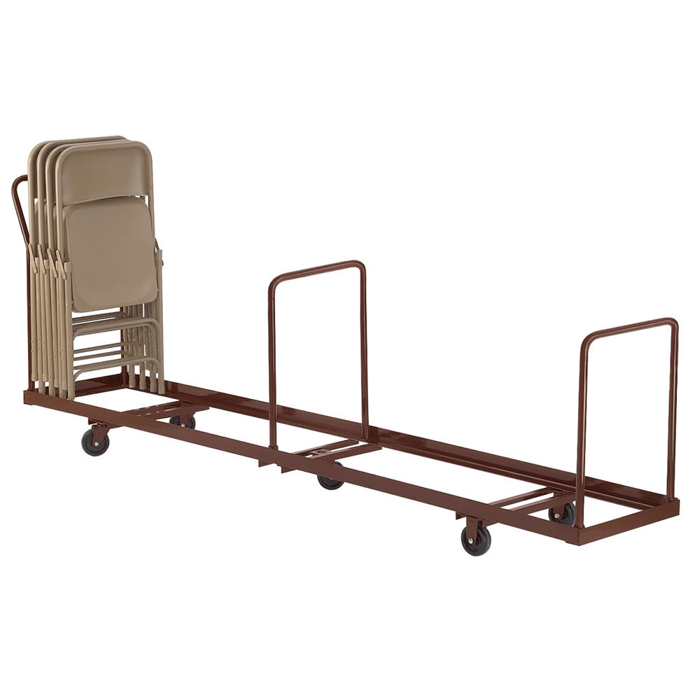 National Public Seating DY 50 Folding Chair Dolly