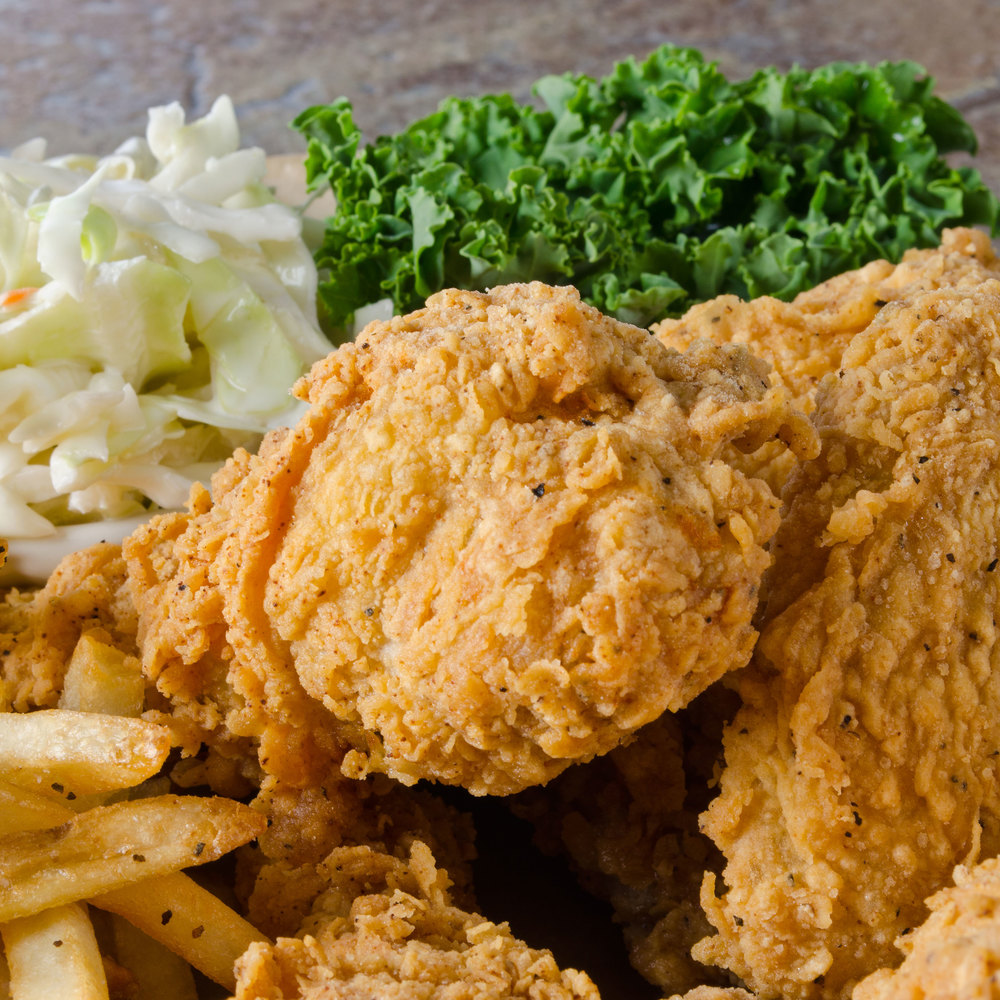 Cajun injector 9 oz chicken fry mix for Mac s fish and chips
