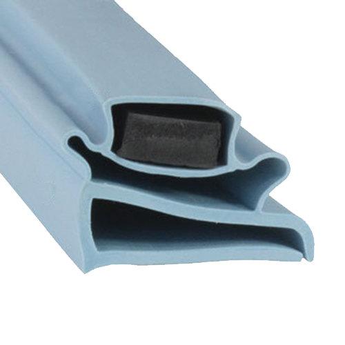 """Delfield 1702147 Equivalent Magnetic Door Gasket - 21 3/4"""" x 27 1/4"""""""