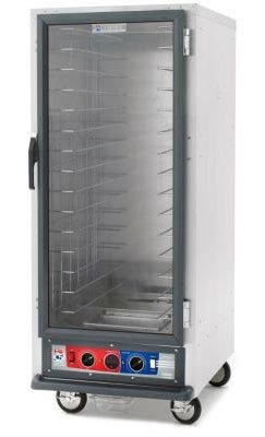 Metro C519-PFC-L C5 1 Series Non-Insulated Proofing Cabinet - Clear Door