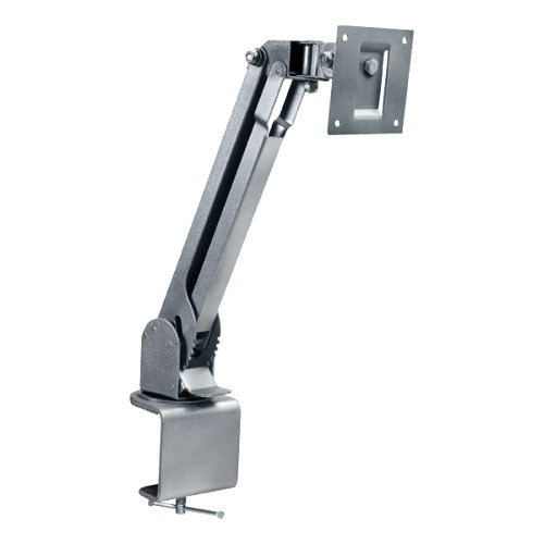 """Luxor LLMSD Universal LCD Monitor Table / Desk Mounting Bracket for 10"""" to 21"""" Screens"""