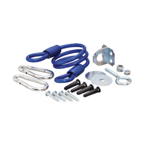 """Dormont RDC24 Coiled Restraining Cable for 24"""" Gas Connector"""