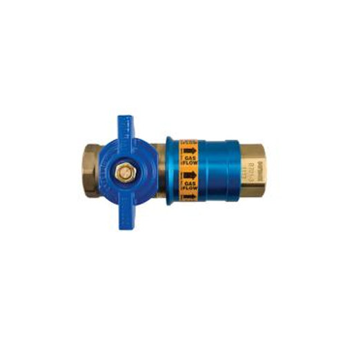 """Dormont CF-50 1/2"""" Safety Quik Quick Disconnect Fitting for Gas Hoses"""