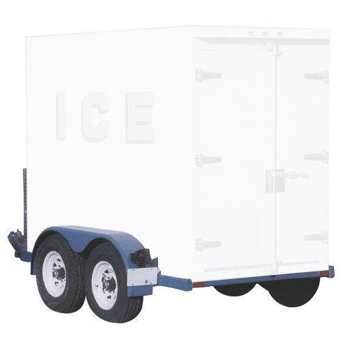 Polar Temp 4X8TT Trailer Transport for 4' x 8' Refrigerated Ice Transports