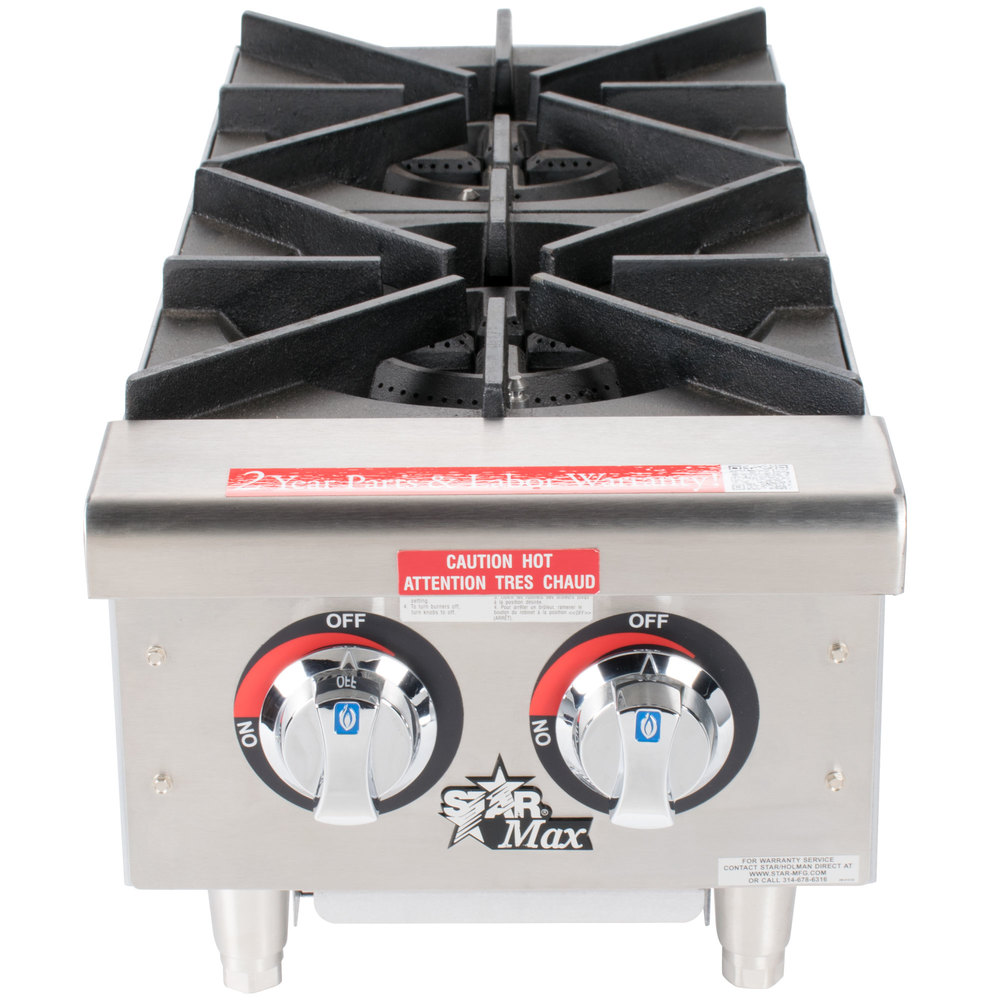 Countertop Gas Stove And Oven : ... Max 602HF 12