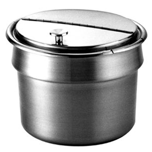 "11 Qt. Inset with Hinged Lid - 10 1/2"" Diameter Main Image 1"
