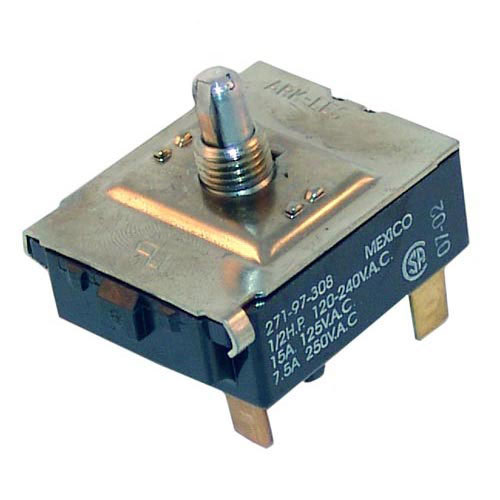 Bunn 01052.0000 Rotary On / Off Switch for OT, RL & RT Coffee Brewers