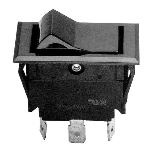 Bunn 03358.1000 Brown Start Rocker Switch Kit for TU3Q Tea Brewers Main Image 1