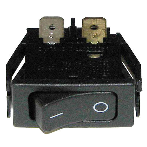 Bunn 20317.0001 White On / Off Rocker Switch for A10 Coffee Brewers Main Image 1