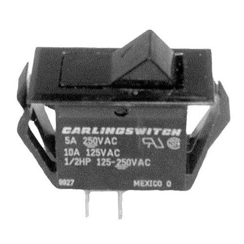 Bunn 40309.0000 Black 3 Position Rocker Switch for SmartWAVE Coffee Brewers