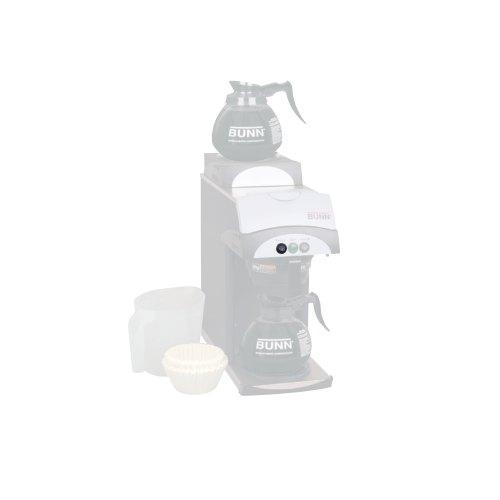 Bunn 37352.0000 Warmer Rocker Switch for 392 Coffee Brewers Main Image 1