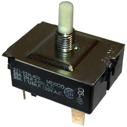 Bunn 36710.0000 Rotary 3 Position Switch for LCR-3 HV, LPG1 & LPG2 High Volume Liquid Coffee Dispensers & Coffee Grinders