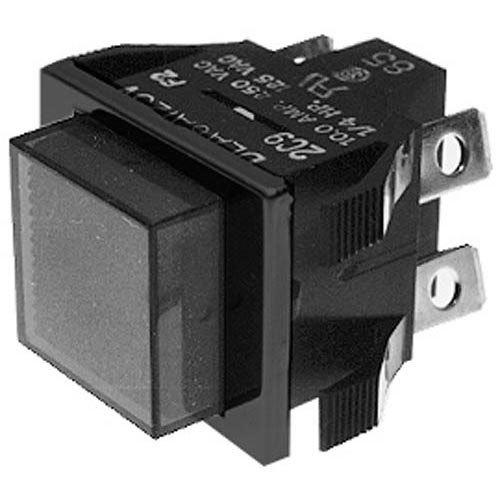 Bunn 39408.0000 Push Button Switch Main Image 1