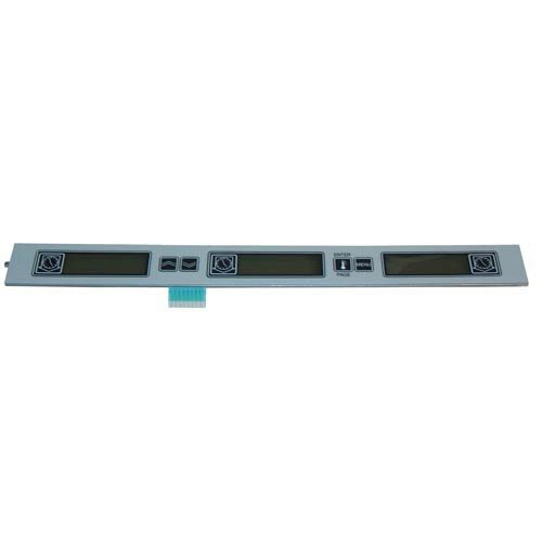 Bunn 37875.0000 Membrane Switch for ICB Brewers Main Image 1