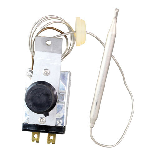 Bunn 07045.0002 Thermostat Assembly with Long Stem for SRU & U3 Coffee Urns with External Knob Main Image 1
