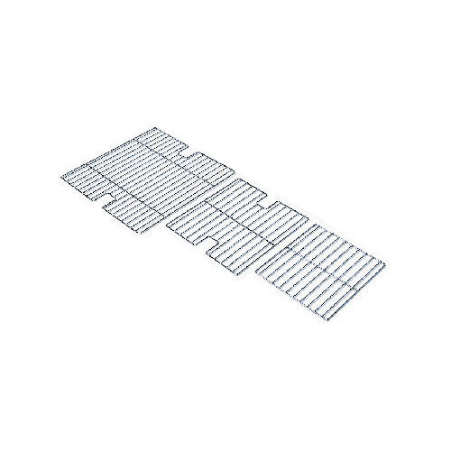 "Frymaster 8030372 5 7/8"" x 13 1/2"" Split Pot Basket Support Rack Main Image 1"