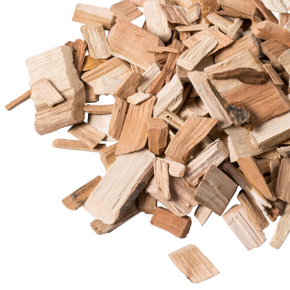 Pecan smoking chips lb