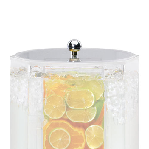 Cal-Mil C972-5LID Replacement Lid for 5 Gallon Octagonal Classic Beverage Dispensers