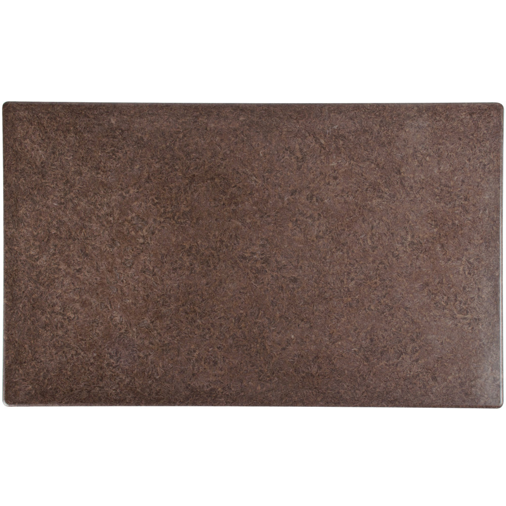 vollrath 8240022 miramar brown granite resin template. Black Bedroom Furniture Sets. Home Design Ideas