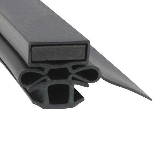 "Turbo Air M722300100 Equivalent Magnetic Door Gasket - 22 1/8"" x 26 1/4"""
