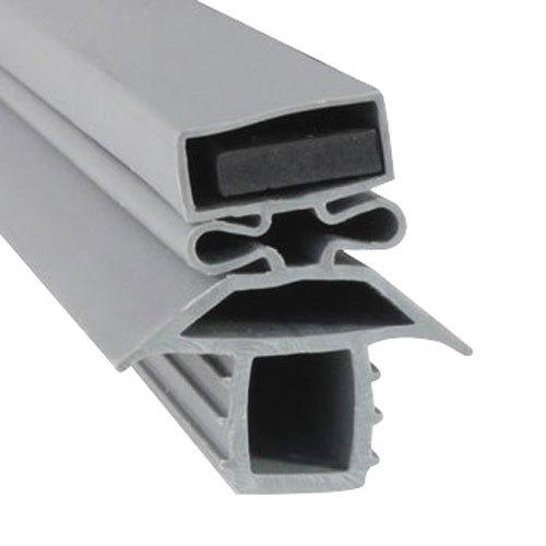 """Traulsen SER-27563-00 Equivalent Magnetic Door Gasket - 21 1/2"""" x 29 1/2"""""""