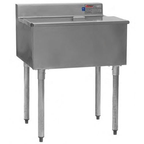 """Eagle Group B18IC-12D-18 1800 Series 18"""" Ice Chest - 65 lb. Capacity"""