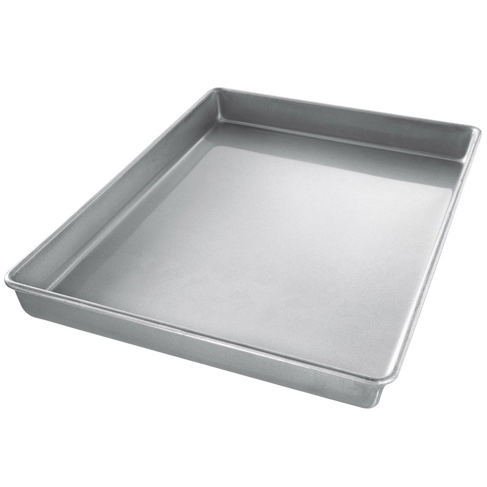 1/2 sheet cake pan