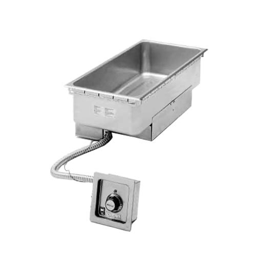 Wells SS276TDU-120 Drop-In Rectangular Hot Food Well - Top Mount, Thermostatic Control