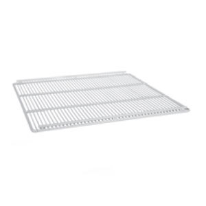 Beverage-Air 403-871D-03 Black Epoxy Coated Wire Shelf for LV27 and MMR/MMF27 Refrigerated Merchandisers Main Image 1