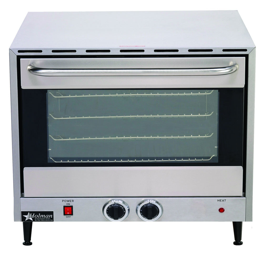Kitchen Countertop Convection Oven : ... Convection Oven Star CCOH-4 Electric Countertop Half Size Convection