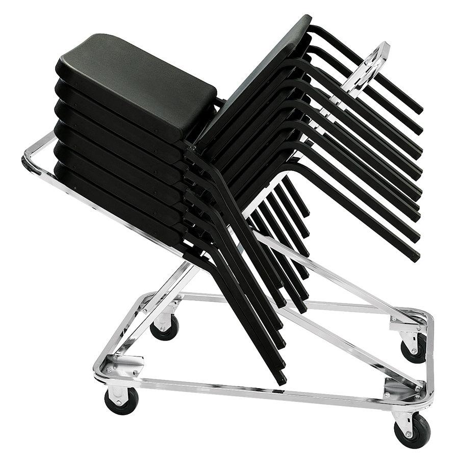 stackable chair cart