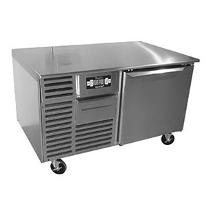 """Traulsen RBC50-50 50 lb. Capacity Undercounter Blast Chiller with 6"""" Casters - Specification Line"""