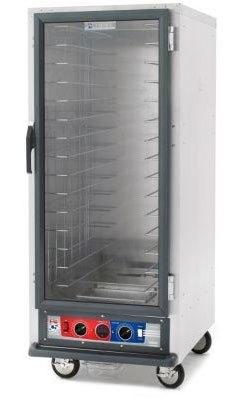 Metro C517-PFC-4 C5 1 Series Non-Insulated Proofing Cabinet - Clear Door