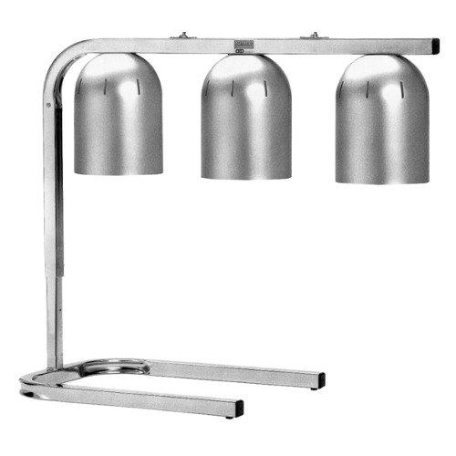 Nemco 6000A-3 3 Bulb Freestanding Heat Lamp 120V