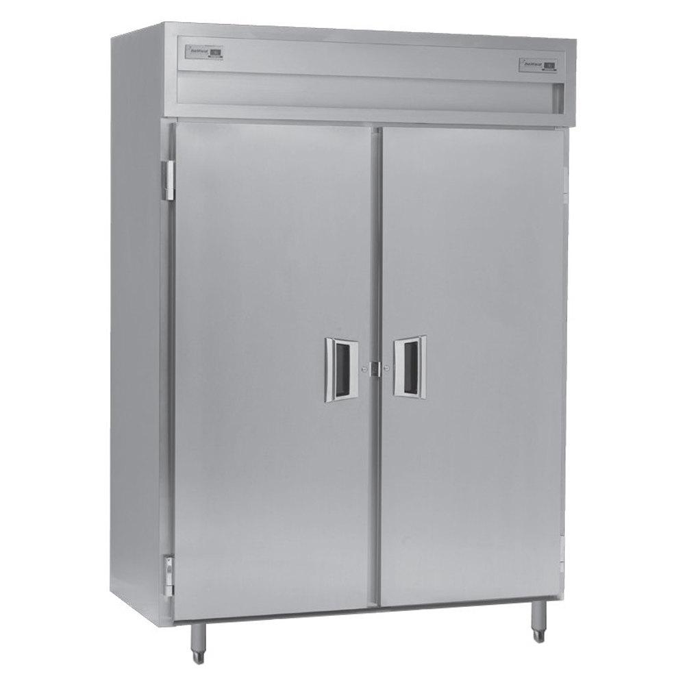 Delfield Ssdrp2 S Stainless Steel 49 92 Cu Ft Solid Door