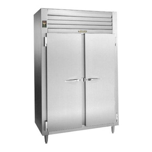 Traulsen ALT226WUT-FHS 40.8 Cu. Ft. Shallow Two-Section Solid Door Reach-In Freezer - Specification Line