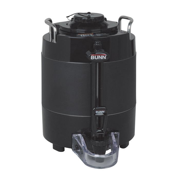 Bunn 44000.0051 TF 1 Gallon ThermoFresh Black Coffee Server - No Base