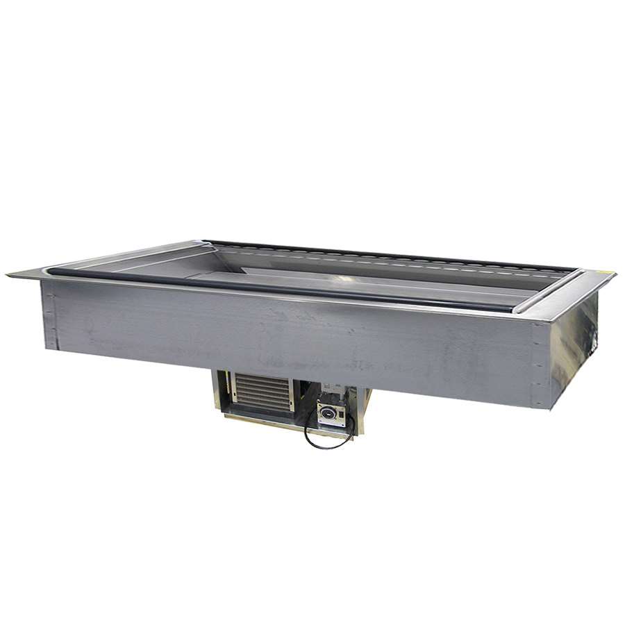 Ordinaire Delfield N8182 FA Six Pan Drop In Forced Air Refrigerated Food Well