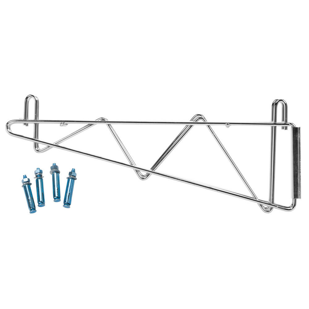 Wall Mount Shelving | Wall Mounted Shelves | WebstaurantStore