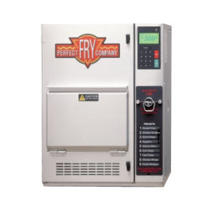 Perfect Fry PFC375 Semi-Automatic Ventless Countertop Deep Fryer - 3.8 kW