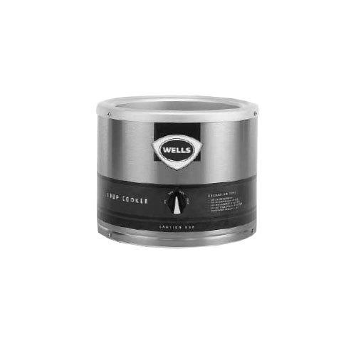 Wells LLSC7-120 7 Qt. Soup Warmer / Cooker - 120V, 850W