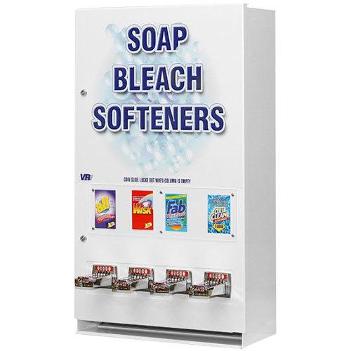 Four Column Laundry Soap Vending Machine