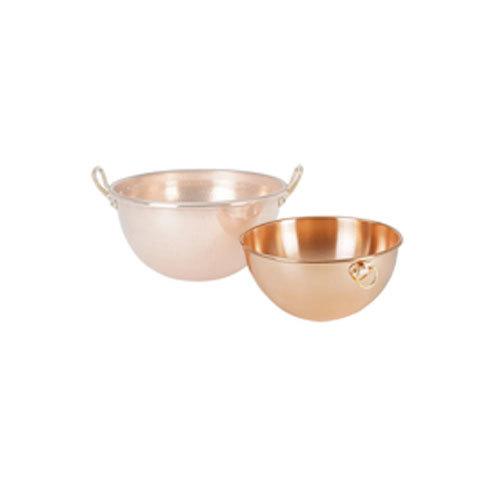 De Buyer 6580.26 4.9 Qt. Copper Egg Whites Mixing Bowl