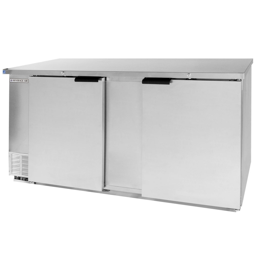 Beverage Air Bb68 1 Ss Wine 68 Quot Stainless Steel Solid Door