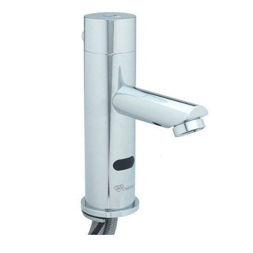 T&S EC-3106-HG Deck Mounted ChekPoint Hands Free Automatic Faucet with Hydro-Generator